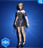 ゴシックミニドレス